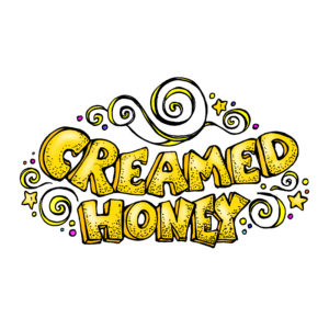 RAW and unfiltered Creamed Honey 1.1lb