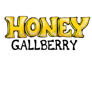 RAW and unfiltered Gallberry 1.1lb