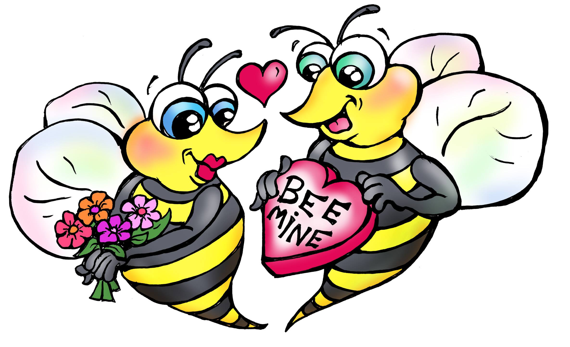 A Bee-utifal Valentine's Day Package