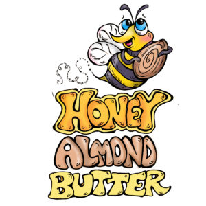 Honey Almond Butter with California nuts 1.1LB